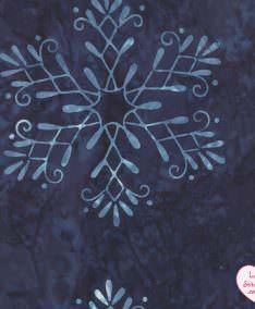 Cold Spell Batiks