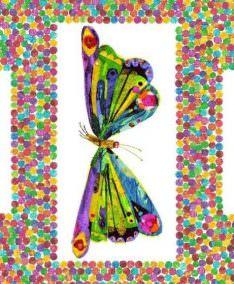 Makower The Very Hungry Caterpillar Patchwork Fabric, lovestitching.co.uk, UK, NI Northern Ireland, ROI