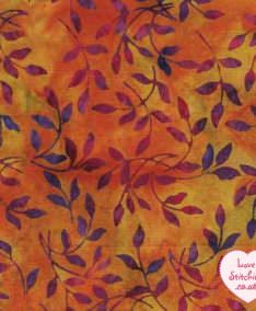 Makower UK, Batik Patchwork Fabric, lovestitching.co.uk, UK, Northern Ireland, NI, ROI