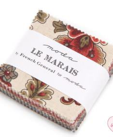 Moda Le Maruis Patchwork Fabric by French General, lovestitching.co.uk, UK Northern Ireland, NI, ROI