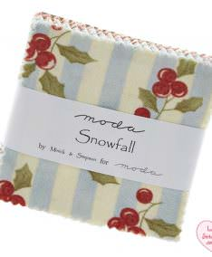 Moda Snowfall Patchwork Fabric by Minick & Simpson, lovestitching.co.uk, UK, Northern Ireland, NI, ROI