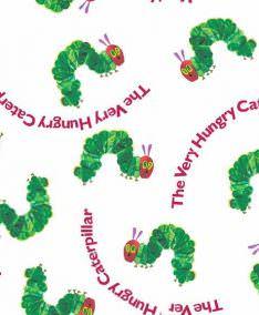 Makower UK Very Hungry Caterpillar Patchwork Fabric, lovestitching.co.uk, UK, Northern Ireland, NI, ROI