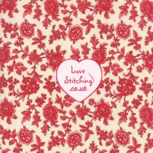 Moda UK Cinnaberry Patchwork and Quilting fabric now available from lovestitching.co.uk, UK, NI, Northern Ireland, ROI